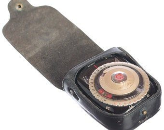 1950s General Electric Light Meter PR-3