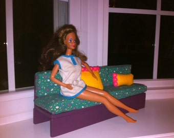 SOLD That 70's Show Barbie Couch