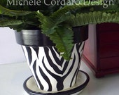 Zebra Animal Print, Under 25 -  6-inch