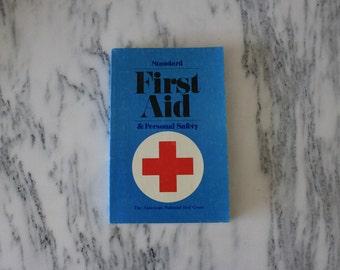 Vintage First Aid Handbook