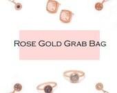 Rose Gold Jewelry Grab Bag