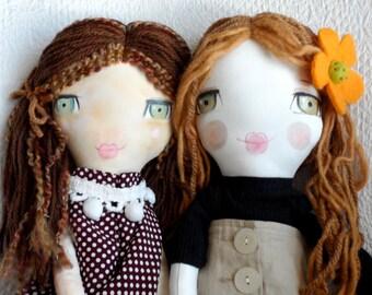 Personalized Custom Sooziedoozie Doll!