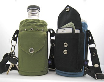 JarStar by LaFae. Insulated Mason Jar / Water Bottle holder, tote, cozy.