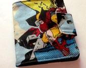 Child's Wallet - Wolverine