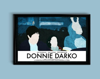 Donnie Darko 17 x 11 Movie Poster