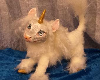 Unicornlette Posable Art Dolls