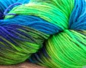 handdyed Yarn, 100g/ 3,5oz , colour 30