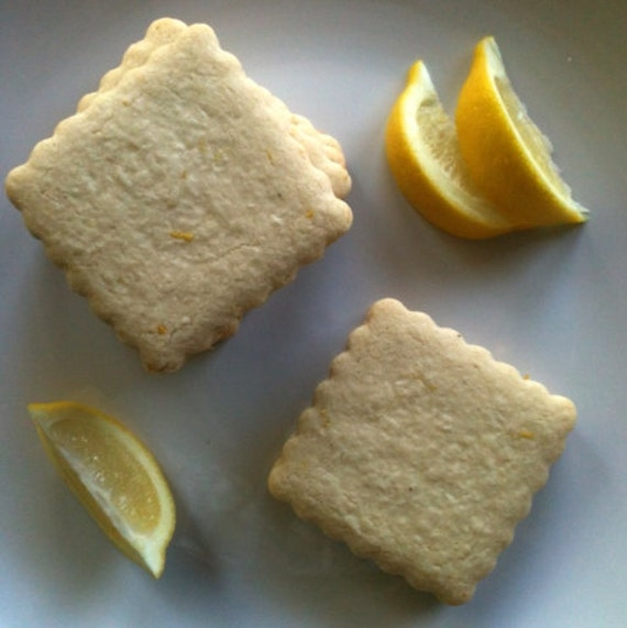 NEW Lemon Tea Cakes