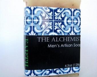 Men's Alchemist Artisan Soap - EARTH