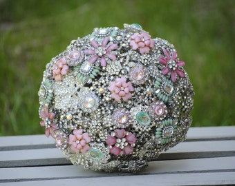 Deposit on a Custom Brooch Bouquet