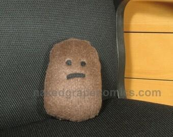 Poop Office - Catnip Cat Toy - Organic & Handmade