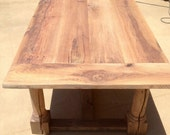 Reclaimed Barn Wood Kitchen, Dining, Conference Table