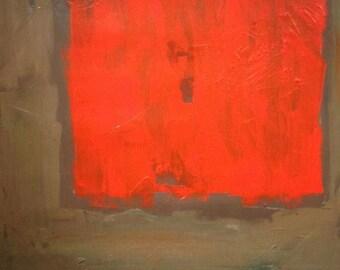 Original Contemporary Oil Paintiing