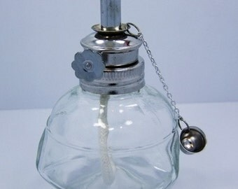 Adjustable Alcohol Tiltable Glass Lamp SALE