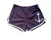 Anchors Away short shorts  S M L