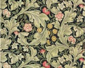 William Morris Flowers and Foliage Design Counted Cross Stitch Pattern Chart PDF Download by Stitching Addiction