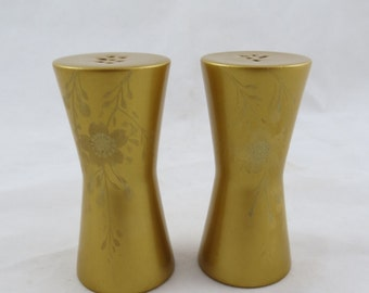 Atomic Salt and Pepper Shakers, Mid Century Modern Salt and Pepper Shakers