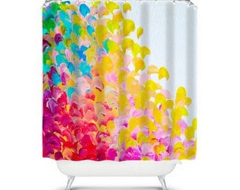 Shower curtain Etsy