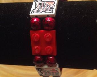 Magic Scroll LEGO Tile Bracelet