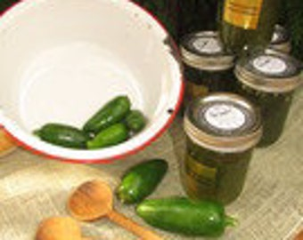 2013 State Fair of Texas Award Winning Jalapeno  Jelly