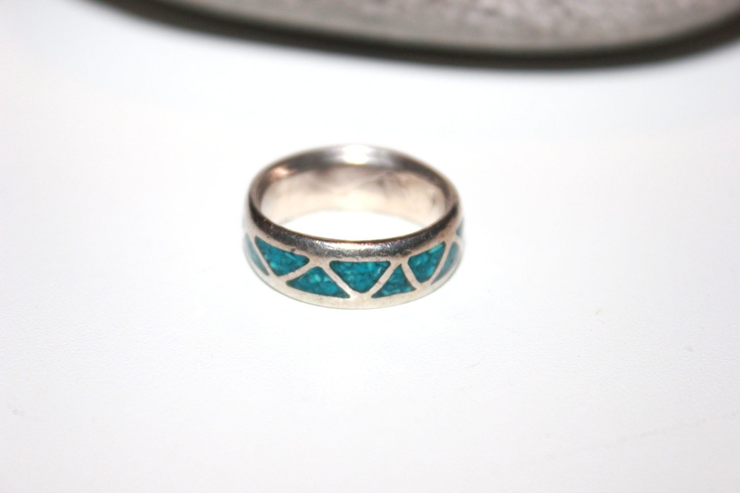 Native American Wedding Band