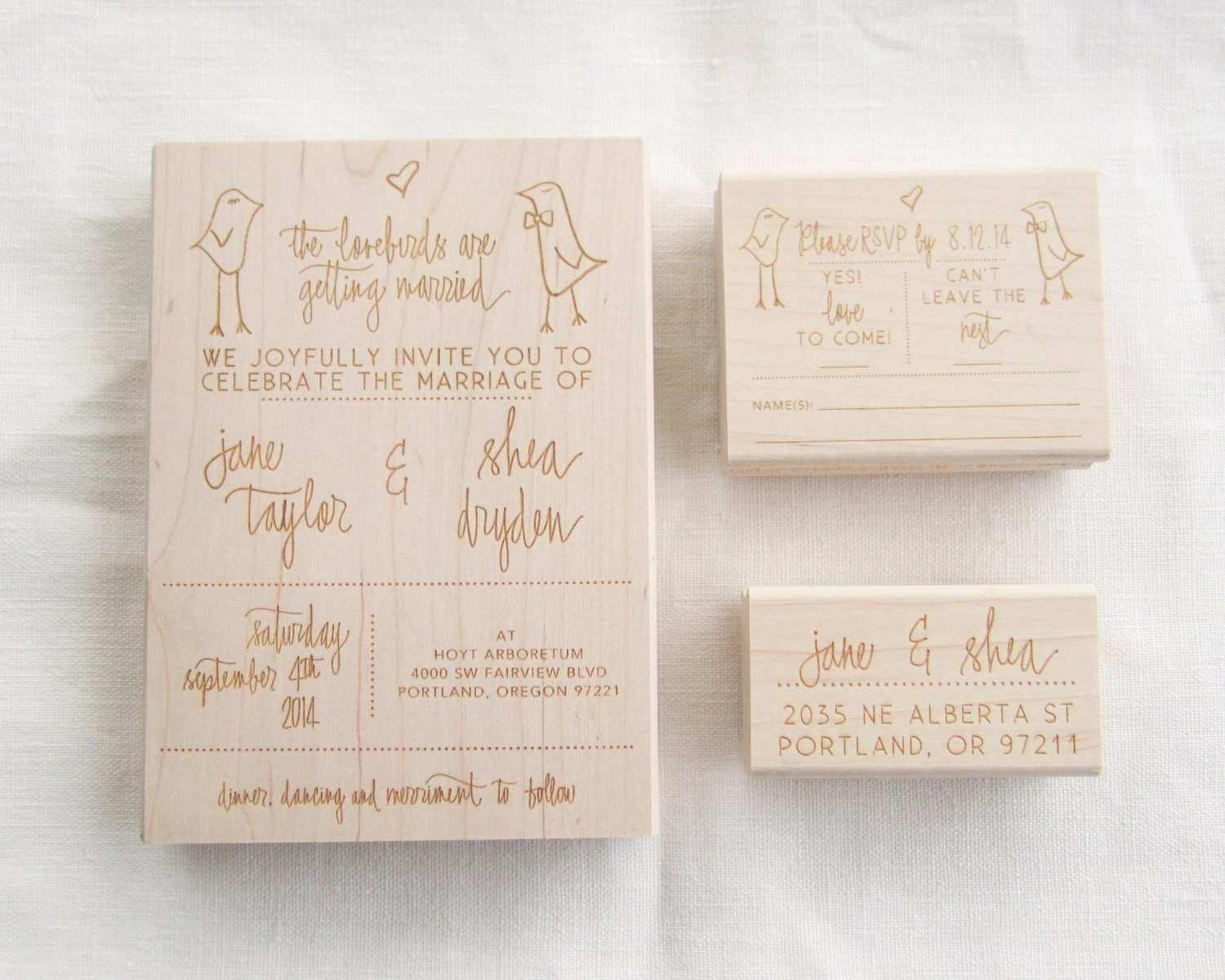 wedding invitation stamp suite wedding invitation by papersushi
