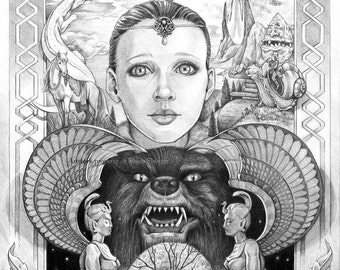 Ode to The Neverending Story
