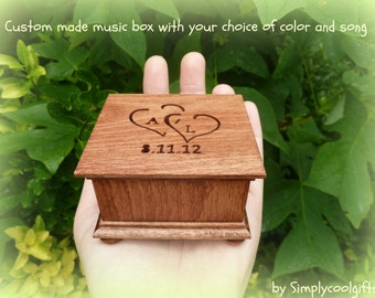 music box, musical box, music boxes, wooden music box, customized music box, love music box, anniversary music box, personalized music box,