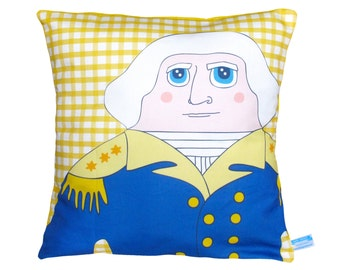George Washington Pillow Cover - LIMITED EDITION