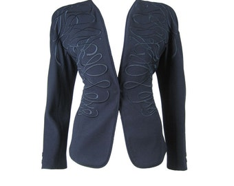 1980's Krizia Embroidered Jacket