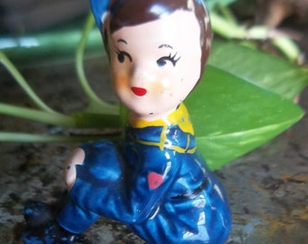 Cub Scout Figurine