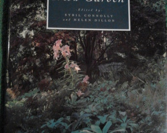 In An Irish Garden,  a Vintage  Garden Photography  Book  ECS