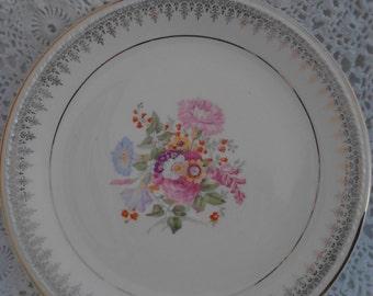 Vintage LaMode China Plate