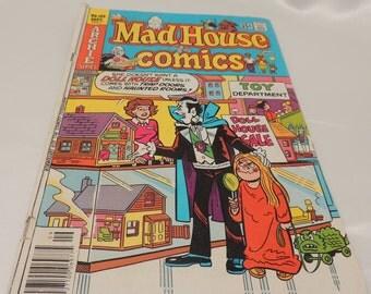Archie Mad House comics No. 109
