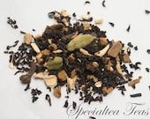 Organic Vanilla Chai Loose Tea Leaves 1.4 oz. ST0039