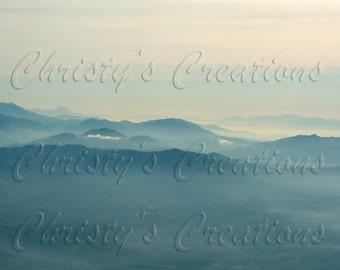 In the Clouds Print - CKC Photography