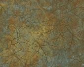 NC 39163 68 Stonehenge Wilderness Blue Spruce by Linda Ludovico for Northcott Fabrics