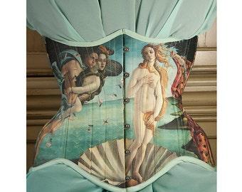 Botticelli Venus Corset