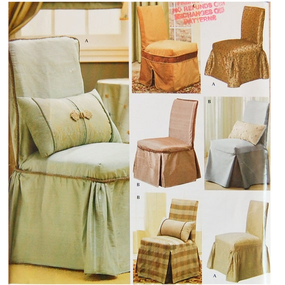 Make Your Own Chair Covers: Make Your Own Chair Slipcovers Christopher Lowell Easy Home