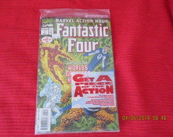MARVEL FANTASTIC FOUR # 1  Print Incl. Bagged from Maker Never Opened box 3