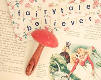 Fairytale Believer postcard