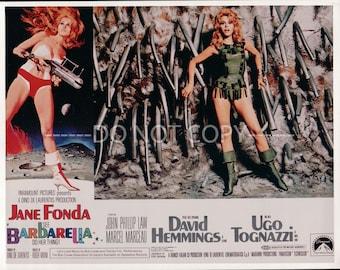 8x10 Press Photo Jane Fonda Barbarella