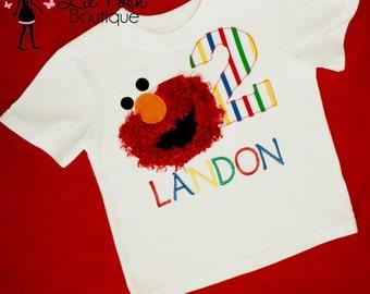 Boys Elmo Shirt
