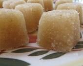 Grapefruit Mint Single Serve Scrub, 14 Cubes, Choice of Sugar or Salt, Choice of Scent, Wonderful Exfoliation & Healthy Skin