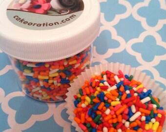 Sprinkles, Any color combo you choose, Custom Blended Sprinkles, Edible Sprinkles