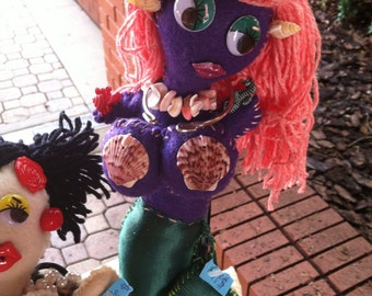 Lucky Mermaid Dolls