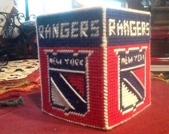 Rangers tissue box holder