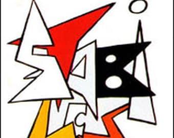 Book | DLM 141, Calder 1963. Contains  8 original Lithographs.