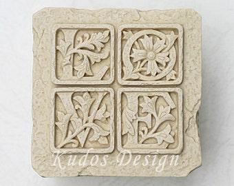 TH017 Love Soap Mold, soap mold, silicone soap mold (Kudos Design, Kudosoap) Taiwan