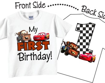 1st Birthday Shirts for Boys, First Birthday Shirts and Tees